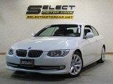 2013 Mineral White Metallic BMW 3 Series 328i Convertible #118949618
