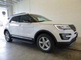 2017 Oxford White Ford Explorer XLT 4WD #118949641