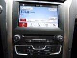2017 Ford Fusion Hybrid SE Audio System