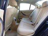 2014 BMW 3 Series 320i xDrive Sedan Rear Seat