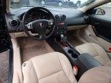 Pontiac G6 Interiors