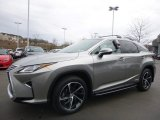 2017 Lexus RX 450h AWD Data, Info and Specs
