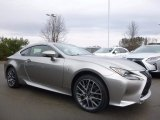 Lexus RC Data, Info and Specs
