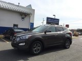 2013 Cabo Bronze Hyundai Santa Fe Sport AWD #118964275