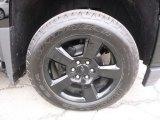 2017 Chevrolet Silverado 1500 LTZ Crew Cab 4x4 Wheel