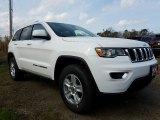 2017 Bright White Jeep Grand Cherokee Laredo 4x4 #118964013