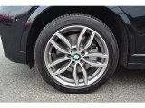 BMW X4 Wheels and Tires