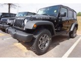 2017 Black Jeep Wrangler Unlimited Rubicon 4x4 #118989215