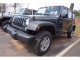 2017 Rhino Jeep Wrangler Unlimited Sport 4x4 #118989214