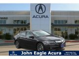 2017 Modern Steel Metallic Acura TLX V6 Advance Sedan #119022674