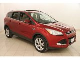 2014 Ruby Red Ford Escape Titanium 1.6L EcoBoost 4WD #119022931