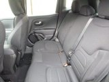 2017 Jeep Renegade Altitude Rear Seat