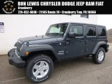 2017 Rhino Jeep Wrangler Unlimited Sport 4x4 #119022715