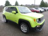 2017 Jeep Renegade Hypergreen