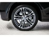 BMW X3 Wheels and Tires