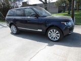 2017 Loire Blue Metallic Land Rover Range Rover Supercharged #119050969