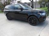 2017 Santorini Black Metallic Land Rover Range Rover Supercharged #119050968