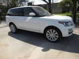 2017 Fuji White Land Rover Range Rover Supercharged #119050965