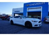 2017 Oxford White Ford Mustang GT Premium Coupe #119050884