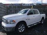 2014 Bright White Ram 1500 SLT Crew Cab 4x4 #119050837