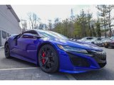 Acura NSX Data, Info and Specs