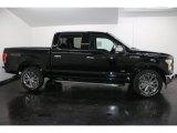 2017 Shadow Black Ford F150 Lariat SuperCrew 4X4 #119050657
