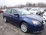 Nissan Sentra Data, Info and Specs
