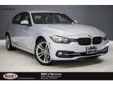 2017 Glacier Silver Metallic BMW 3 Series 330i Sedan #119072525