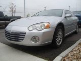2003 Ice Silver Pearlcoat Chrysler Sebring LXi Coupe #11898961