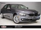 2017 Mineral Grey Metallic BMW 3 Series 320i Sedan #119072516