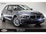 2017 Mineral Grey Metallic BMW 3 Series 320i Sedan #119072514