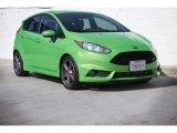 2014 Green Envy Ford Fiesta ST Hatchback #119072480