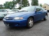 2003 Arrival Blue Metallic Chevrolet Cavalier Coupe #11898942