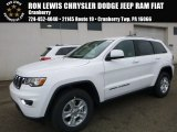 2017 Bright White Jeep Grand Cherokee Laredo 4x4 #119090566