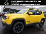 2017 Solar Yellow Jeep Renegade Latitude 4x4 #119090667