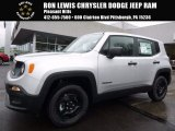 2017 Glacier Metallic Jeep Renegade Sport 4x4 #119090664