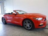 2016 Race Red Ford Mustang EcoBoost Premium Convertible #119090585
