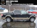 2014 Ford F150 Lariat SuperCrew 4x4