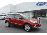2017 Ford Escape Ruby Red