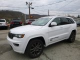 2017 Bright White Jeep Grand Cherokee Limited 75th Annivesary Edition 4x4 #119111731