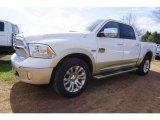 2017 Bright White Ram 1500 Laramie Longhorn Crew Cab 4x4 #119111671