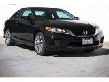 2014 Crystal Black Pearl Honda Accord LX-S Coupe #119111709