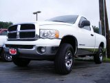 2003 Bright White Dodge Ram 1500 SLT Regular Cab 4x4 #11893306