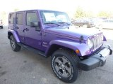 2017 Jeep Wrangler Unlimited Extreme Purple