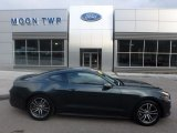 2016 Guard Metallic Ford Mustang EcoBoost Coupe #119135243