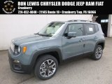 2017 Anvil Jeep Renegade Latitude 4x4 #119135020