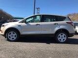 2017 White Gold Ford Escape S #119135227