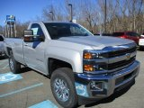2017 Chevrolet Silverado 2500HD LT Regular Cab 4x4 Data, Info and Specs