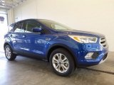 2017 Lightning Blue Ford Escape SE 4WD #119135081