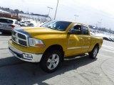 2009 Dodge Ram 1500 Detonator Yellow